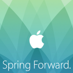 Apple Logo Spring