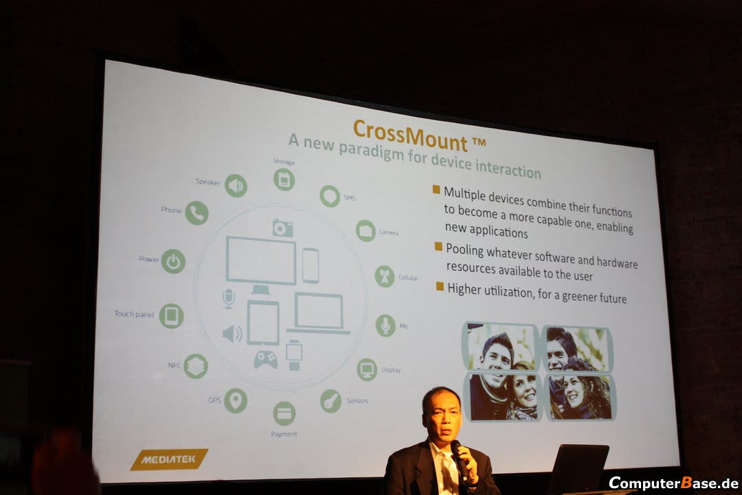 Mediatek CrossMount