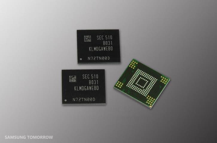 Samsung 128 GB Flashspeicher