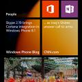 News Live Tiles App for Windows Phone