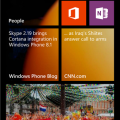 News Live Tiles App for Windows Phone