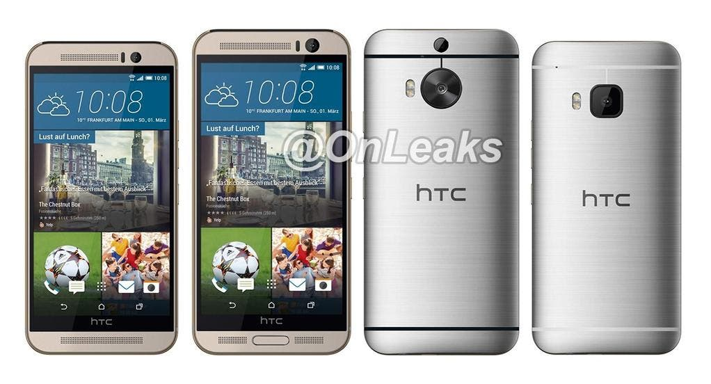 OnLeaks Photo HTC One M9 Plus