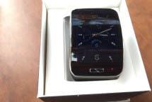 Samsung Gear S Uhr
