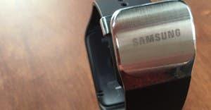 Samsung Gear S Verschluss