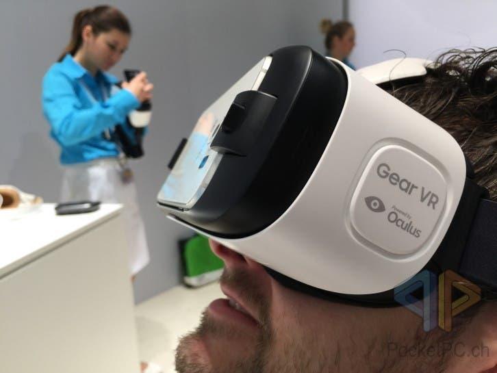 Samsung Gear VR Marcel