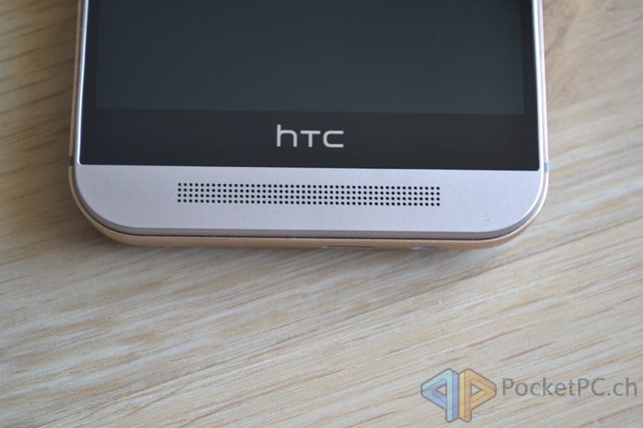 HTC One M9 Boomsound