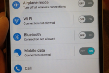 LG G4 Leak Einstellungen