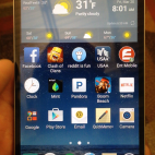 LG G4 Leak Homescreen
