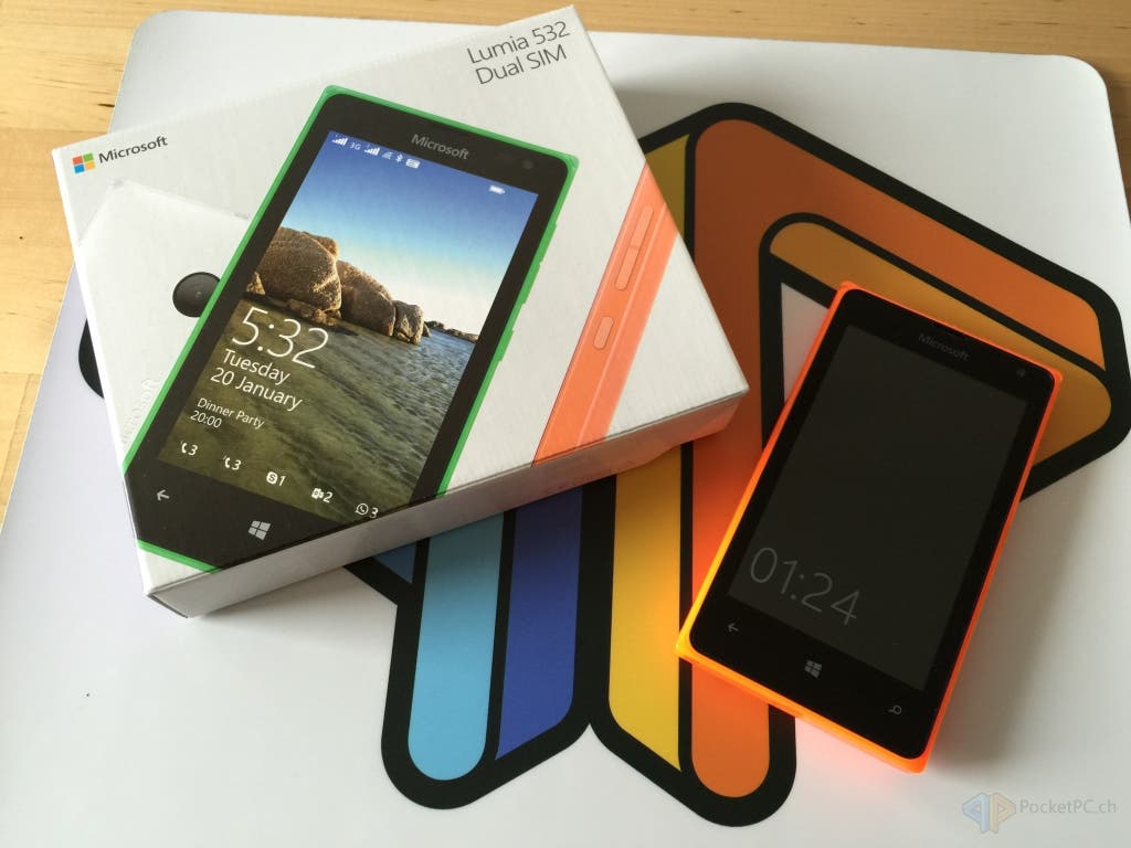 Lumia-532-1 Review: Das Microsoft Lumia 532 im Test