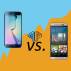 Samsung Galaxy S6 edge vs. HTC One M9