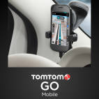 TomTom GO Mobile Navigator Screenshot