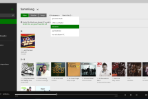 Xbox Music OneDrive