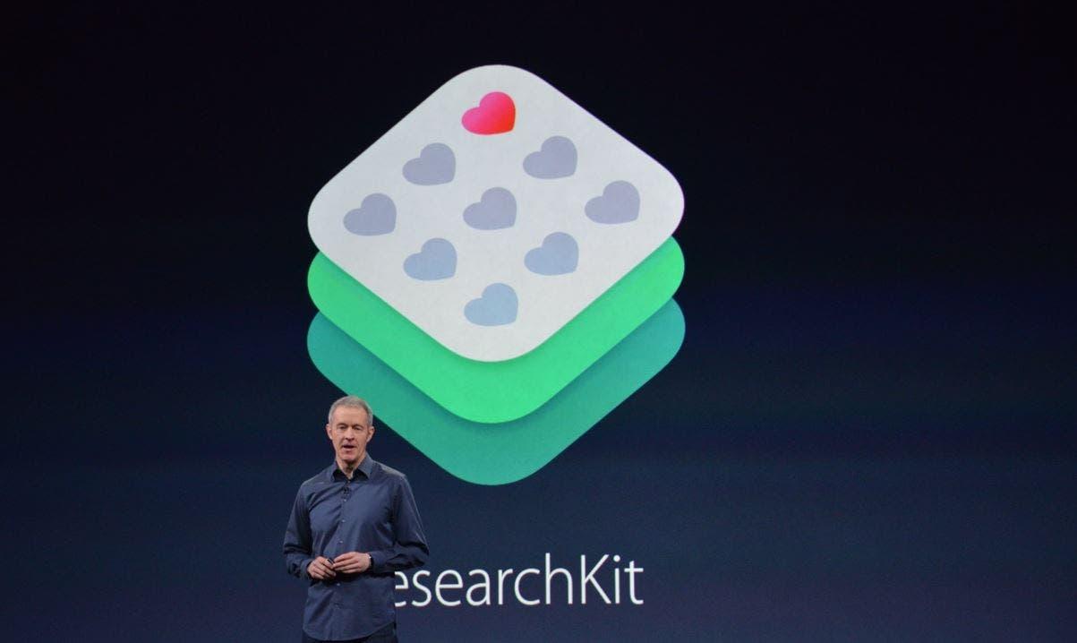 Apple Research Kit Vorstellung