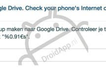 WhatsApp Google Drive Cloud Backup