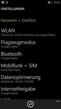Windows Phone 8.1 GDR2