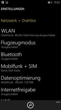 Windows Phone 8.1 GDR2