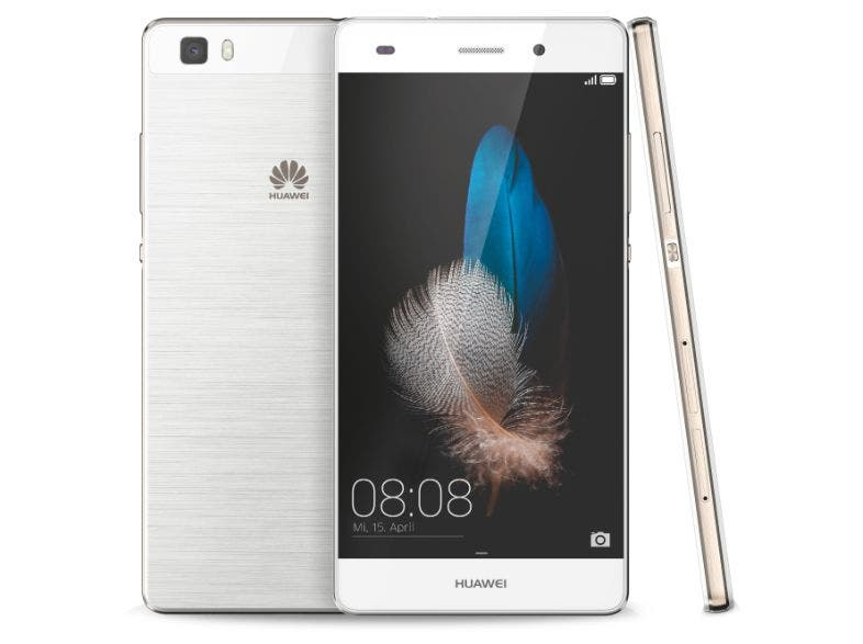 Huawei P8 Lite Press
