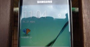 Samsung Galaxy S6 edge Screen