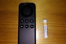 Amazon Fire TV Stick Größenvergleich