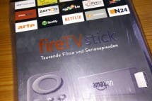Amazon Fire TV Stick Verpackung