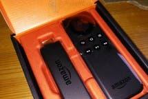 Amazon Fire TV Stick offene Schachtel
