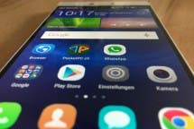 Huawei P8 Display