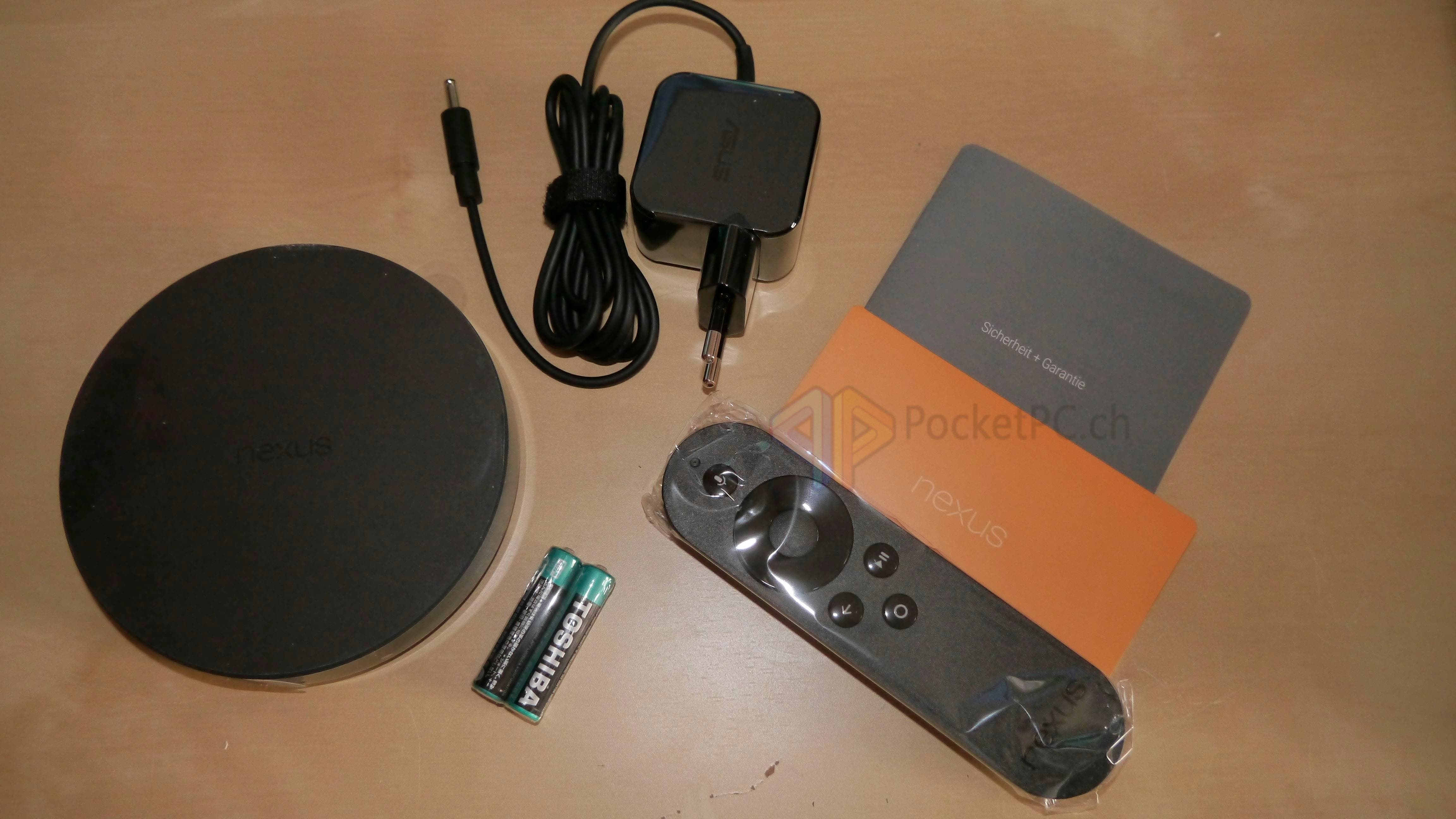 Google Nexus Player Überblick 1