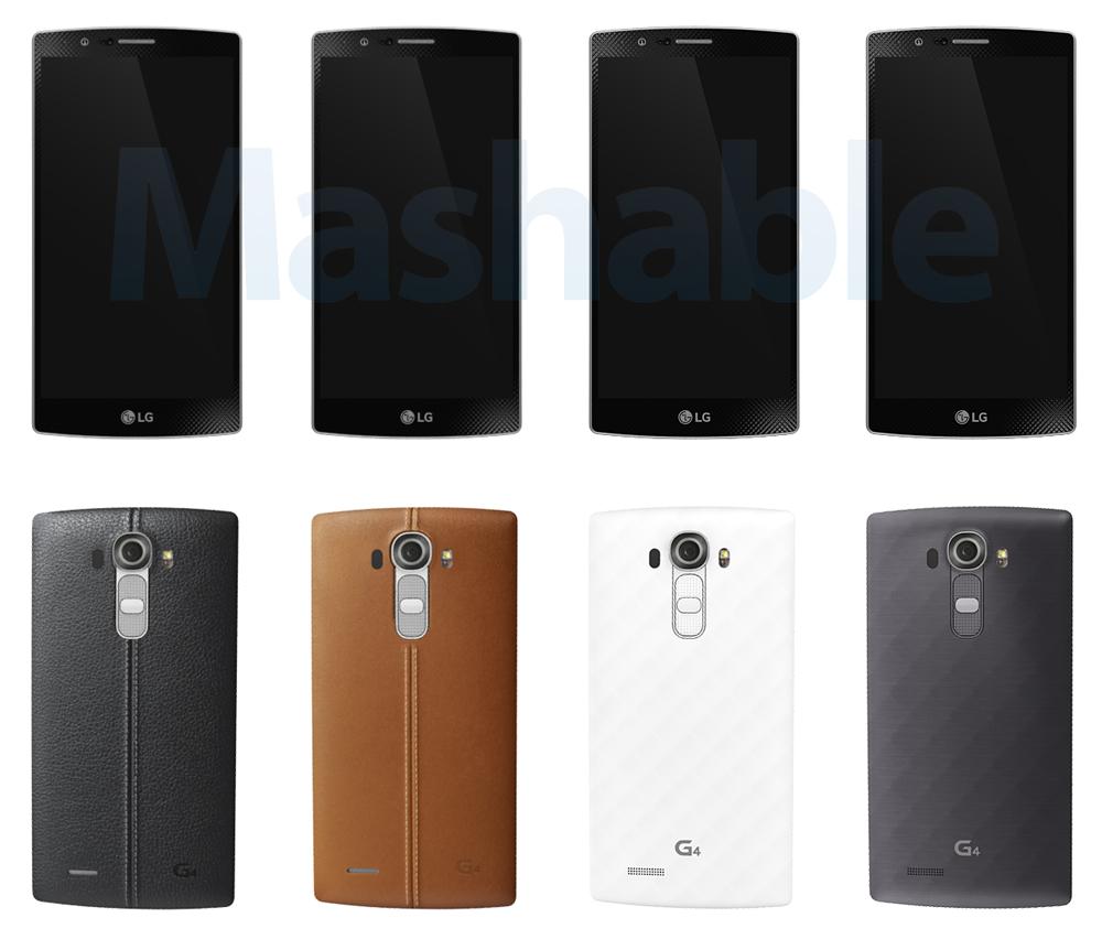 LG G4 Modelle