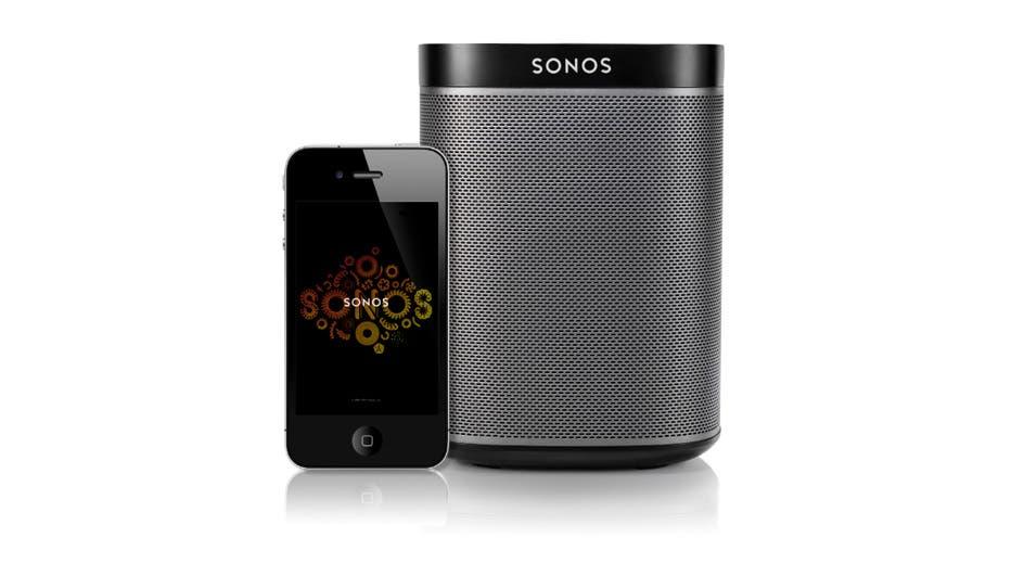 Sonos play 1 badezimmer