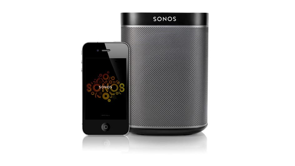 review sonos play 1 im test. Black Bedroom Furniture Sets. Home Design Ideas