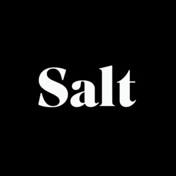 Salt. Logo
