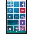 LG Windows Phone
