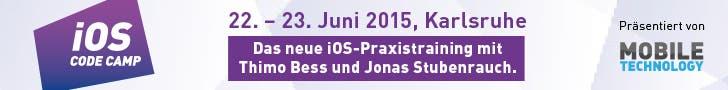 iOS Code Camp 2015
