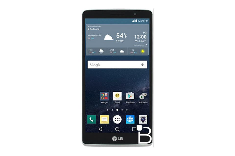 LG LS770 Stylus