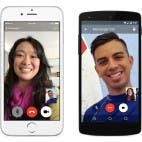Messenger Videochat Funktion