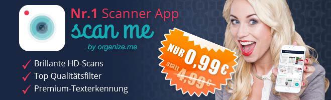 scan me App-Deal