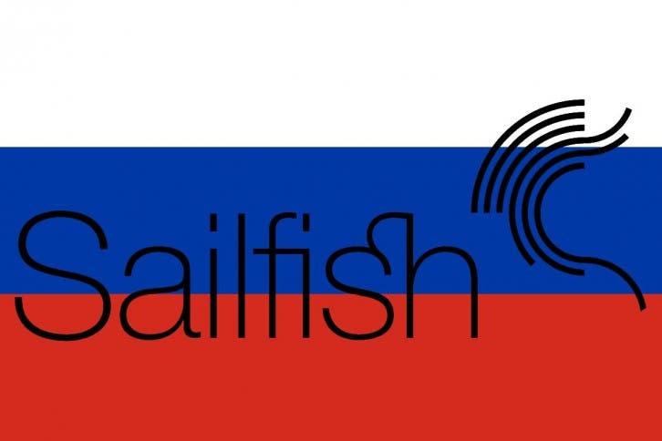 Russland mit Sailfish OS