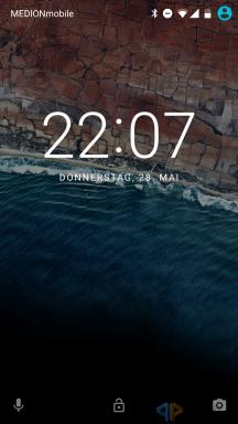 Android M Schriftdesign