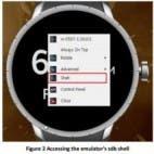 Samsung Gear A SDK