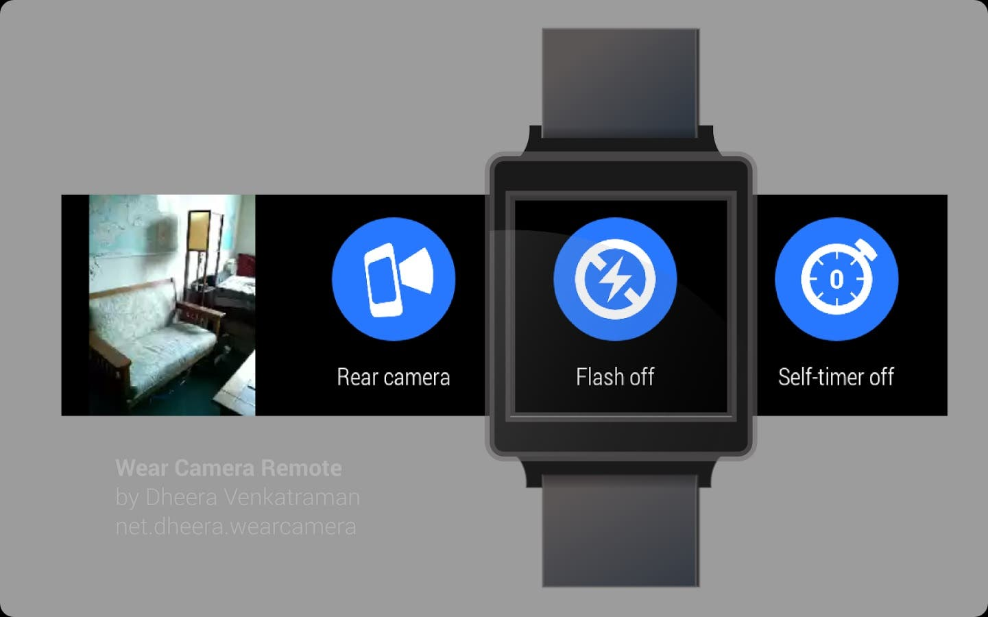 Android Wear Remote