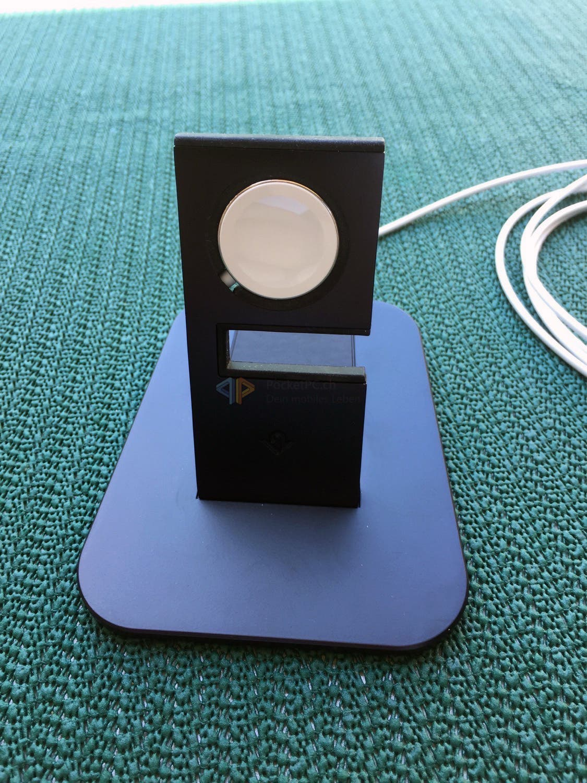 HiRise for Apple Watch inkl. montiertem Ladekabel