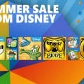 Disney Summer Sale