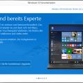 Windows 10 Upgrade Reservierung