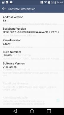 LG G4 Info