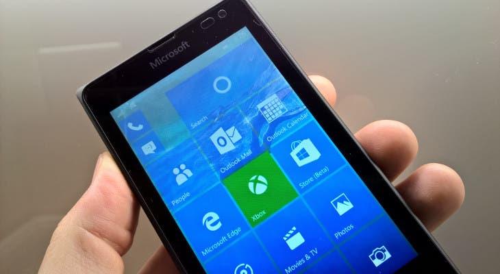 Windows 10 Mobile 10149