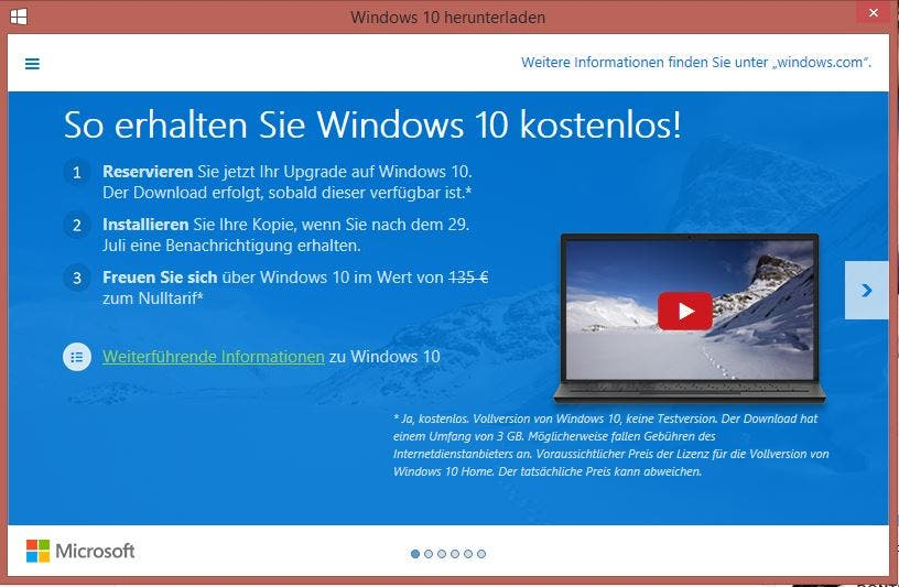 Windows 10 Preis
