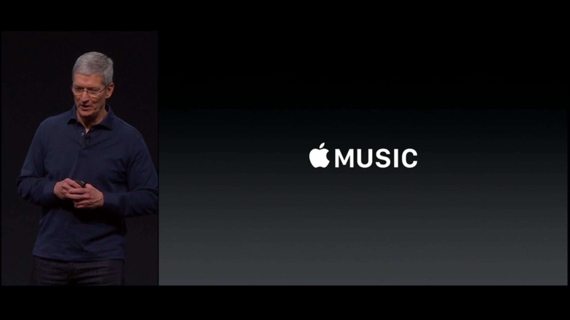 wwdc 15 Apple Music