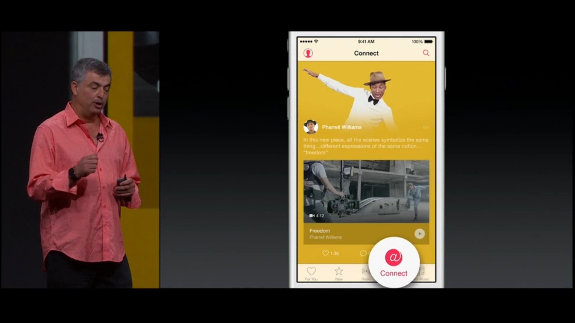 wwdc 15 Apple Music
