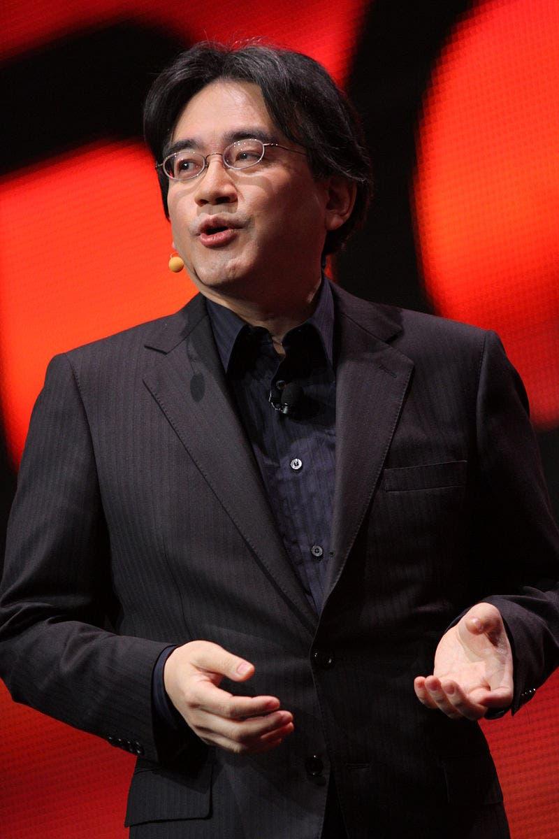 Saturo Iwata