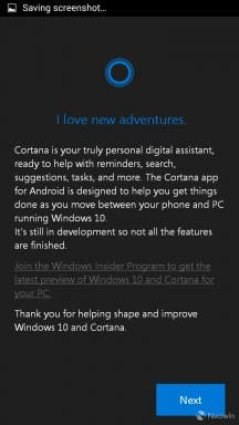 Cortana für Android